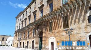 Palazzo D'Aquino o De Lorenzi