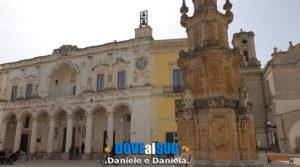 Palazzo di Città e Torre dell'Orologio a Nardò