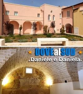 Palazzo Strafella ed affreschi ex Refettorio