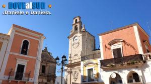 Piazza Garibaldi Torre dell'Orologio