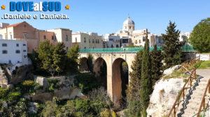 Ponte vecchio, Gravina di San Marco e Cupola
