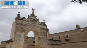 Porta di San Giuseppe, ingresso città vecchia