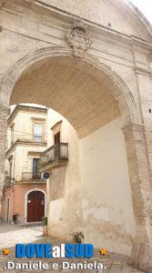 Porta Luce nel centro storico