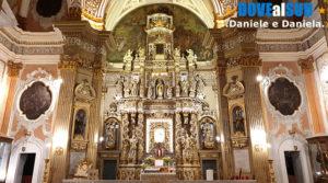 Santuario Santissimo Crocifisso della Pietà, altare