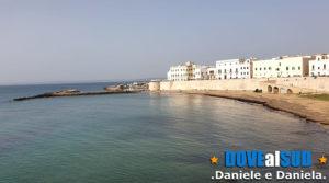 Spiaggia della Purità centro storico