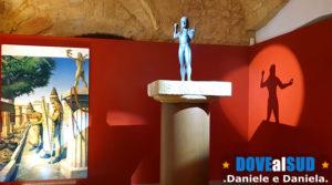 Statua bronzea di Zeus, copia