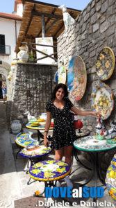 Negozi di ceramiche Ravello