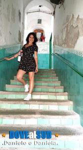 Passeggiata a Vietri sul Mare centro storico