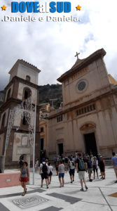 Positano: Chiesa di Santa Maria Assunta