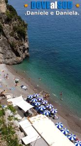 Ravello mare: spiaggia di Castiglione