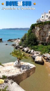 Belvedere da Vieste centro storico sul mare