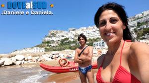Spiaggia di Peschici Puglia
