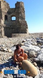 Torre Spaccata spiaggia