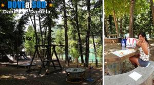 Lago di Nemoli: area picnic e parco giochi