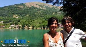 Lago Sirino Basilicata