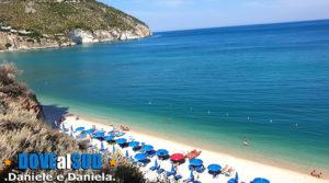 Mare e spiaggia di Mattinatella