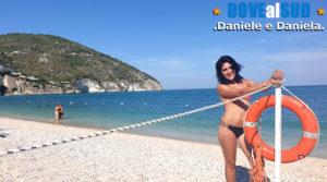 Mattinatella spiaggia del Gargano
