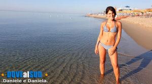 Metaponto mare e spiaggia con sabbia