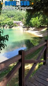 Percorso Lago Sirino
