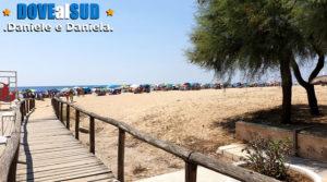 San Pietro in Bevagna spiaggia di sabbia