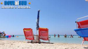 Sant'Isidoro spiaggia libera e mare