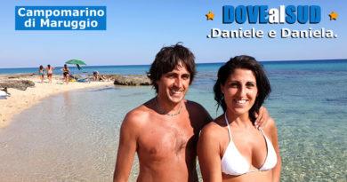 Spiaggia di Campomarino di Maruggio (Puglia)
