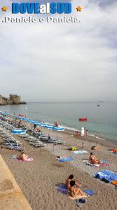 Spiaggia di Maiori Costa d'Amalfi