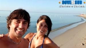 Spiaggia di Metaponto (Basilicata)
