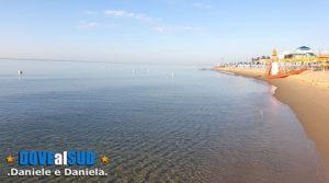 Spiaggia di Metaponto e mare