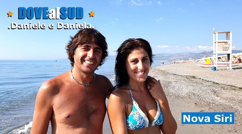 Spiaggia di Nova Siri e mare (Matera, Basilicata)
