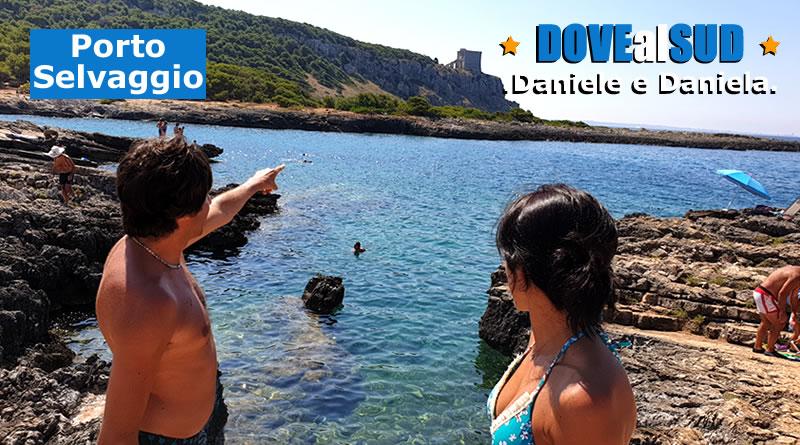 Spiaggia di Porto Selvaggio e Parco naturale