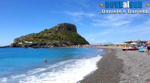 Spiaggia di Praia a Mare e Isola di Dino