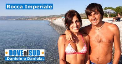 Spiaggia di Rocca Imperiale Marina e mare (Calabria)