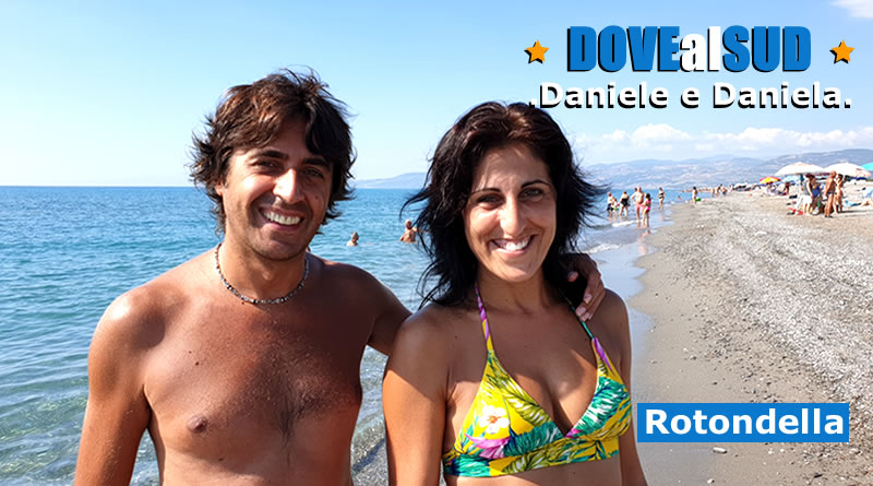 Spiaggia di Rotondella e mare (Matera, Basilicata)