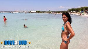 Spiaggia di Sant'Isidoro Nardò