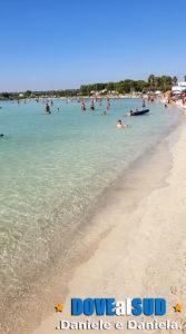 Spiaggia di Sant'Isidoro Puglia