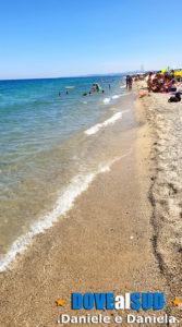 Spiaggia di Schiavonea marina