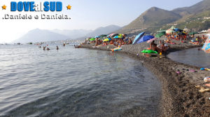 Spiaggia Fiuzzi di Praia a Mare