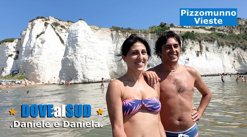 Spiaggia Pizzomunno di Vieste (Gargano)