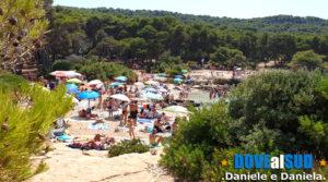 Spiaggia di Porto Selvaggio e pineta Parco naturale