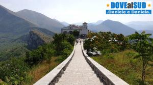 Basilica di San Biagio e scalinata del Monte
