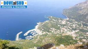 Belvedere mar Tirreno da Monte San Biagio
