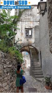 Borgo di Scalea in Calabria
