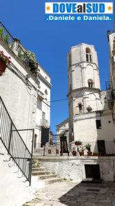 Centro storico di Monte Sant'Angelo (Puglia)