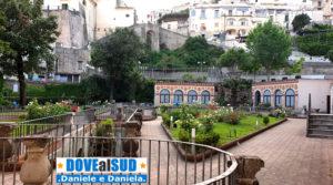 Giardini e centro storico Maiori