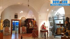 Museo di Arte Sacra nella Cripta della Chiesa Collegiata