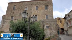 Palazzo dei Principi Spinelli facciata esterna