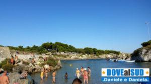 Spiaggia e mare in Puglia