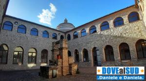 Rocca Imperiale: Monastero dei Frati Osservanti