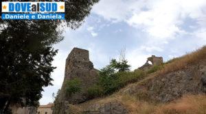 Ruderi del Castello Normanno di Scalea